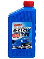 "Масло моторное ""BLUE BLOOD MARINE 2-CYCLE OIL"", 946мл"